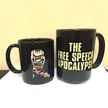 Free Speech Apocalypse MUG